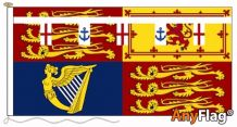 ROYAL STANDARD OF PRINCE MICHAEL OF KENT  ANYFLAG RANGE - VARIOUS SIZES
